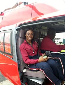 Dr. Ola Orekunri Founder of First Air Ambulance Service in Nigeria