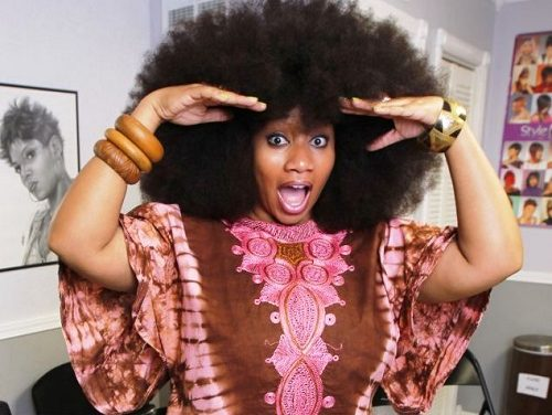 Aevin Dugas Has The Biggest Afro In The World: Guinness Book of Records