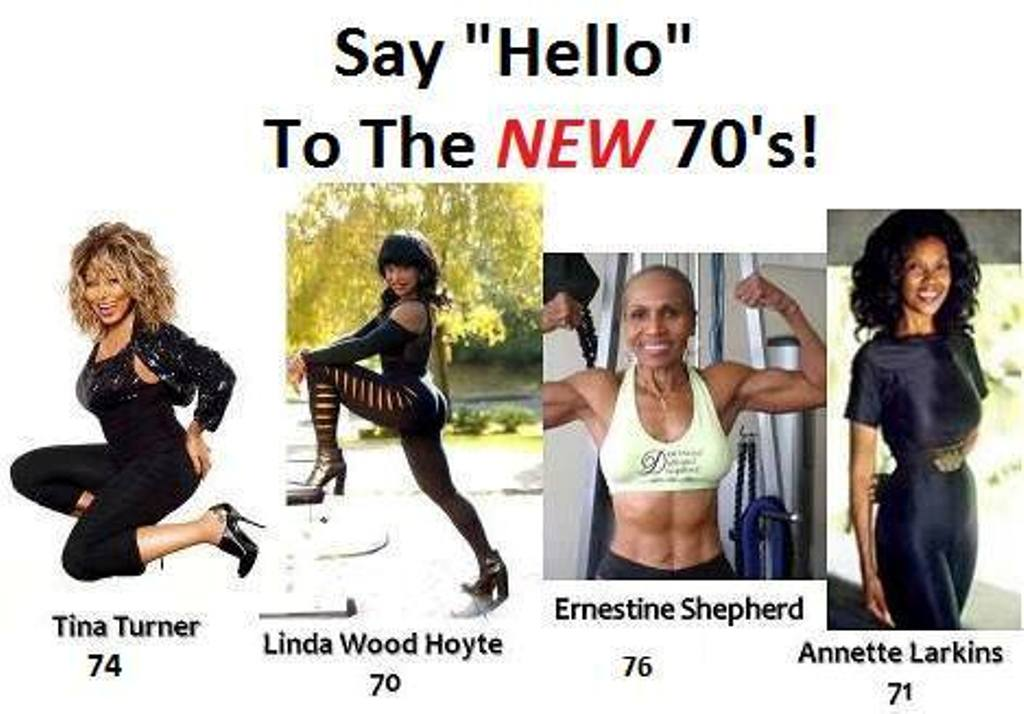 These Ladies make the 70's look so good!