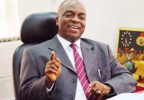 Happy birthday to Bishop David Oyedepo