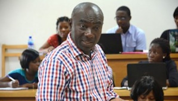 Ashesi lecturer Anthony Ebow Spio, becomes sixth Ghanaian to be awarded Fellowship in the CIM UK