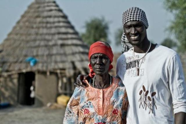 South Sudanese actor and model making waves in the fashion world…
