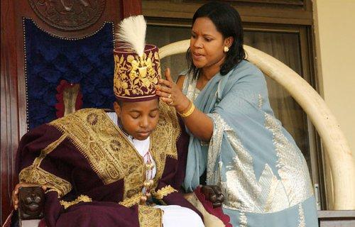 King Oyo of Toro