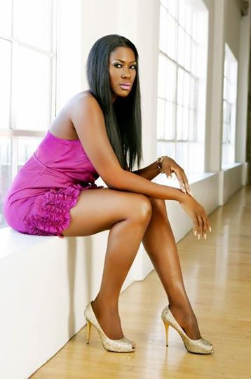 Stephanie Okereke wins Best Protagonist At BFF For her Movie DRY
