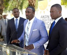 Akon Lighting Africa Bringing Electricity To Million Households In Africa