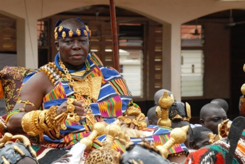 Happy 65th Birthday To Asantehene Otumfuo Osei Tutu II