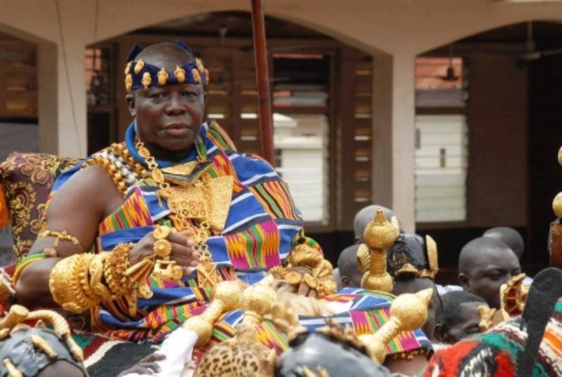 Happy Birthday Asantehene Otumfuo Osei Tutu II…