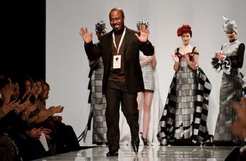 Renowned Ghanaian designer Kofi Ansah dies