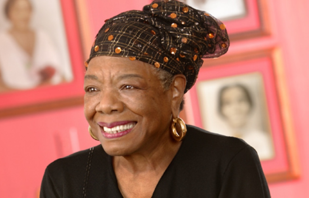 Remembering Maya Angelou On Her Birthday…