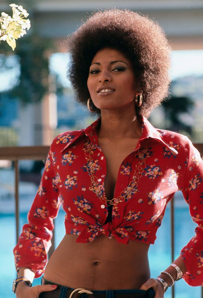 Pam Grier Is 65 Today Join Us In Wishing Her A Happy