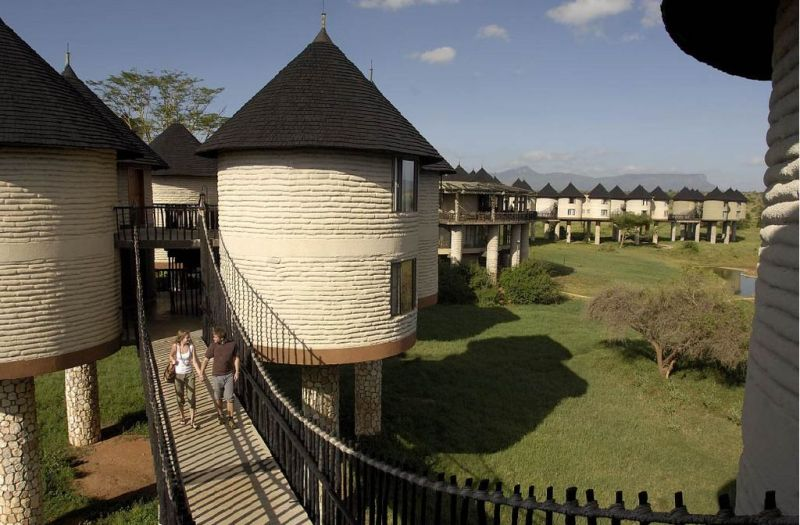 Sarova Salt Lick Game Lodge Tsavo Kenya