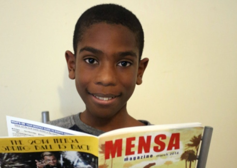 11-Year-Old Ramarni Wilfred Joins Mensa: Has Higher IQ Than Einstein