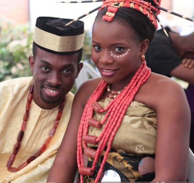 Congratulations to Tinsel stars Alex and Florence Okechukwu on the birth of their first child
