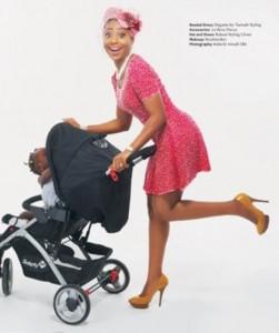 Dakore-Akande-Motherhood-