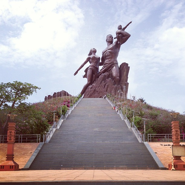 Monument to African Renaissance