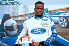 20 Year Old Nigerian Driver Set for British Formula Ford Championship