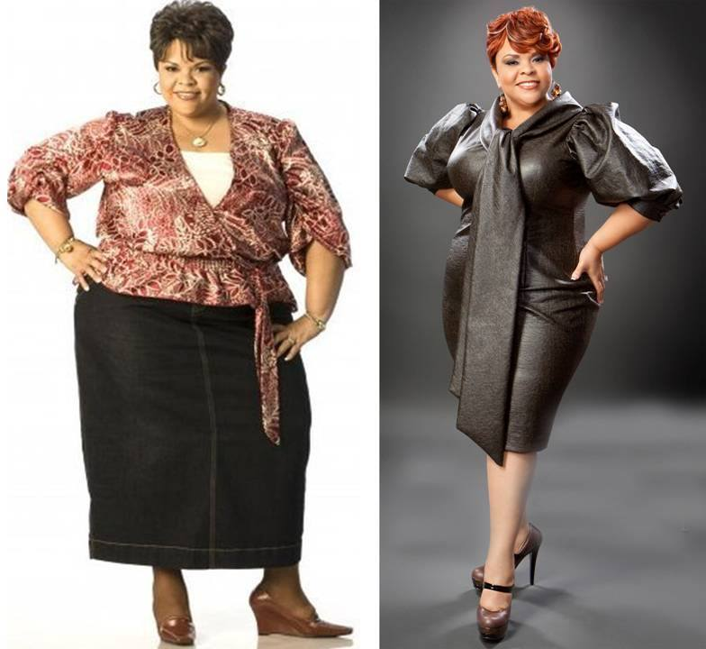 Amazing! Tamela Mann reveals how she lost over 200 lbs!