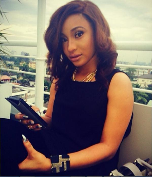 Tonto Dikeh  Nollywood Actress
