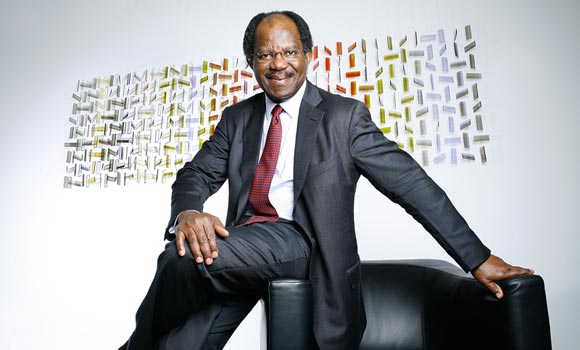 Adebayo Ogunlesi: Meet The Nigerian Who Led Gatwick Airport Acquisition!