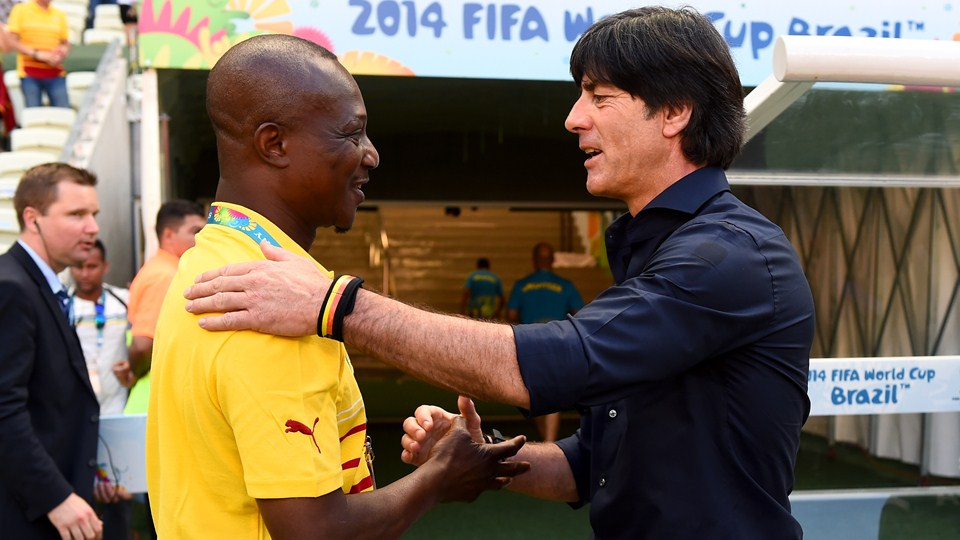 Germany coach Joachim Low admits to a tough game against Ghana