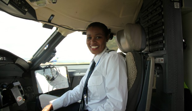 Aviation news: First Rwanda Female Pilot…