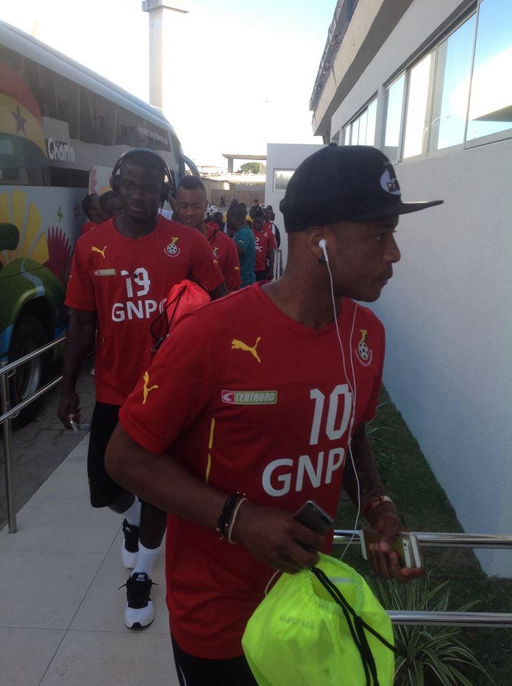 Black Stars To Spend 10 Days In Seville