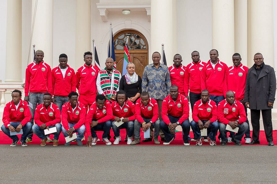 Kenya: Harambee Stars for Brazil to watch World Cup