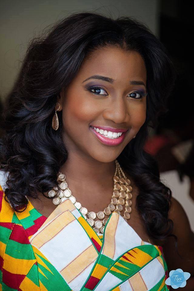 A True African queen…