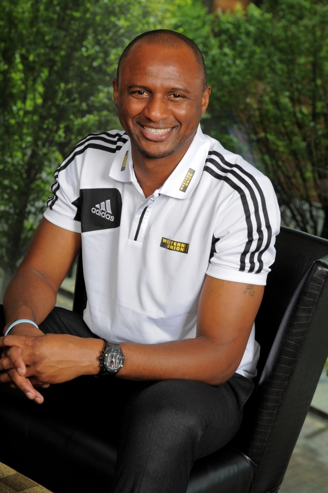 Happy Birthday Patrick Vieira