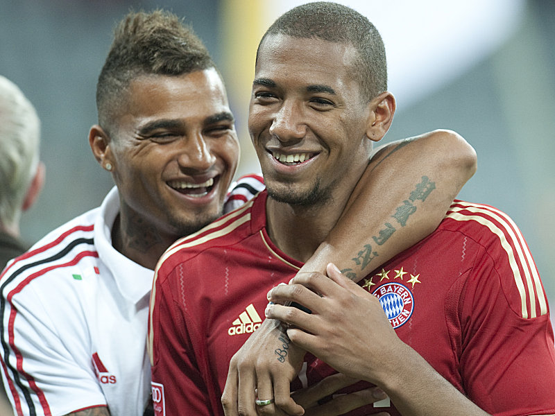 Boateng Brothers: Jerome Boateng Faces off Against Kevin-Prince Boateng