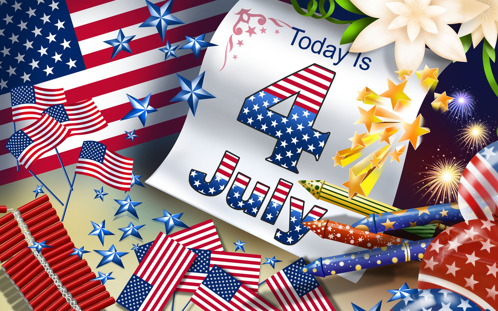 July 4th is known as Independence Day in the United States