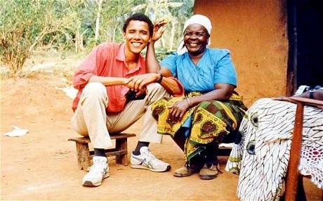 Obama .