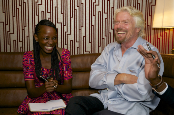 Virgin Atlantic Rewards Winners Of The Entrepreneurial Challenge With A Trip To Meet With Richard Branson