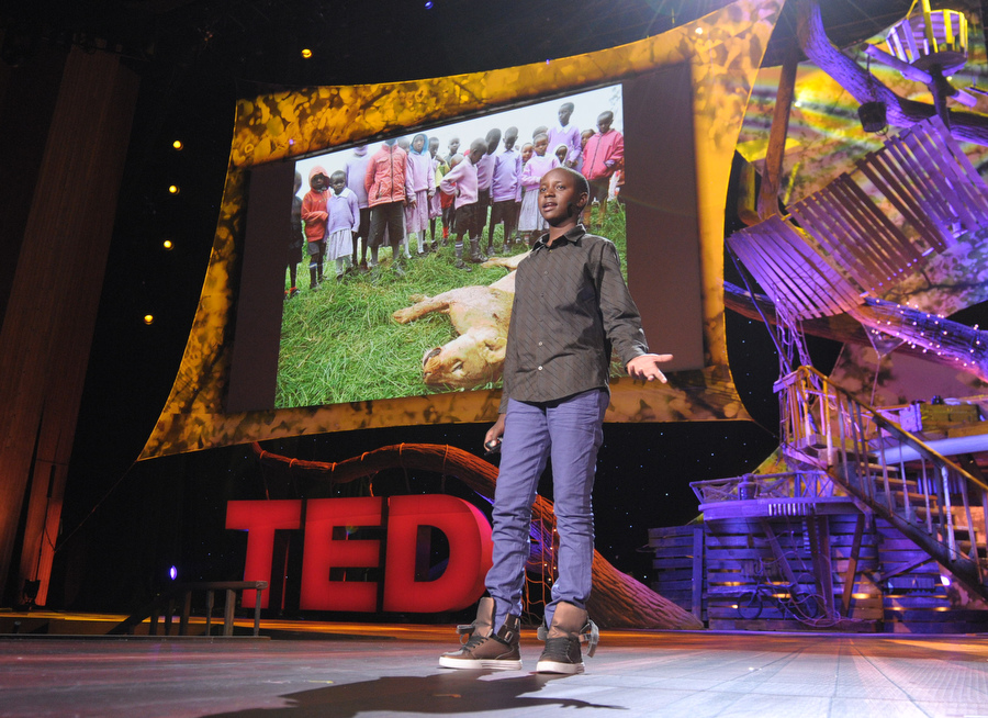 Richard Turere Young Inventor From Kenya – Lion Lights