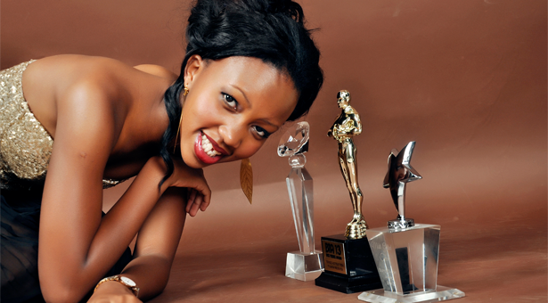 Sheilah Gashumba has been nominated in the upcoming Kadanke Youth Festival Awards in the category of Best Female TV Personality