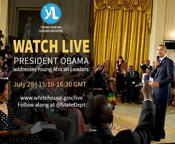 Young African Leaders Initiative: Investing in the Next Generation