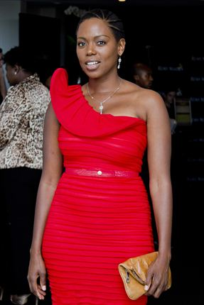 Actress Xolile Tshabalala of South Africa appointed  goodwill ambassador for the 2014 Africa International Film Festival