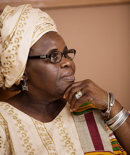 Ama Ata Aidoo defends African writing
