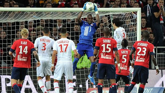 Super Eagles Goalkeeper Vincent Enyeama Ranked 4th Best Goalkeeper In The World By FIFA