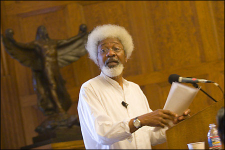 Happy Birthday To Nobel Laureate Prof  Wole Soyinka