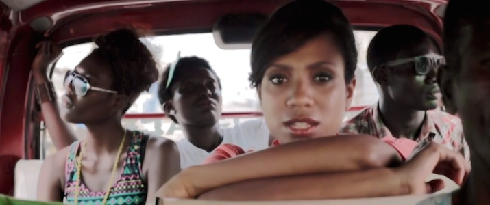Check out the video premiere of Perfect Timing which by Yakoto was shot in Ghana
