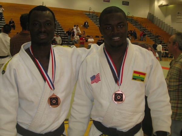 Glasgow 2014 Commonwealth Games:  Abugri wins bronze in Judo for Ghana
