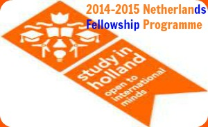 2015 Netherlands Fellowship Programmes for study in Holland