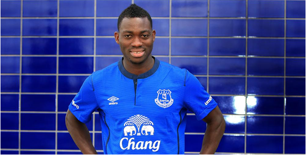 Christian Atsu: Everton sign Chelsea winger on loan