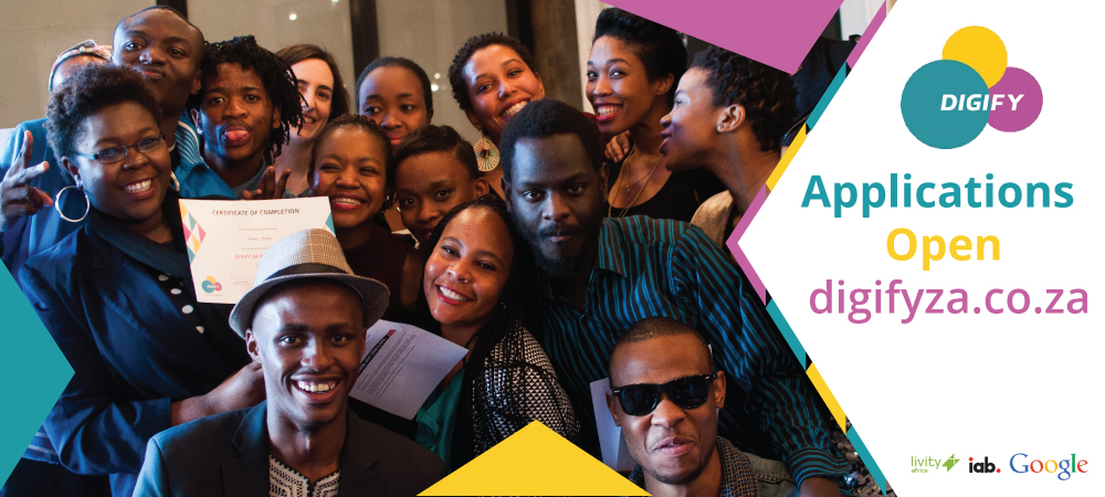 Digify Free 3-month Digital Training Bootcamp for Africans -South Africa