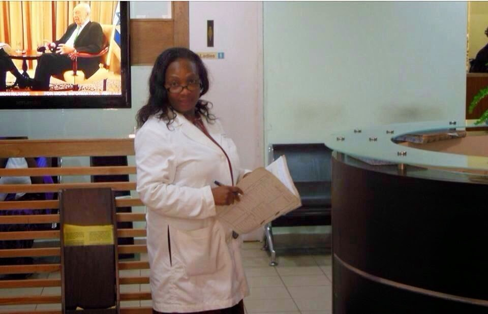 A true hero! Dr. Ameyo Stella Adadevoh Passes Away