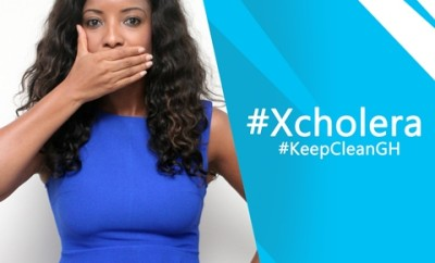 Celebs Who Give Back: Cholera awareness campaign launched by Joselyn Dumas