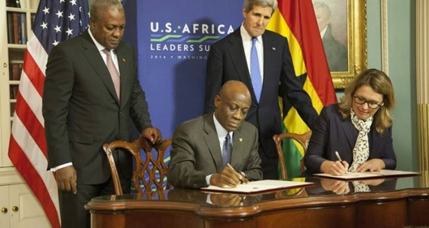 Ghana, U.S.Sign Compact to Transform Power Sector