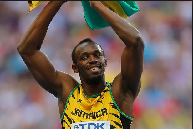 Usain Bolt Wins His 3rd Gold at World Championships