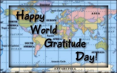 Happy-World-Gratitude-Day-World-Map